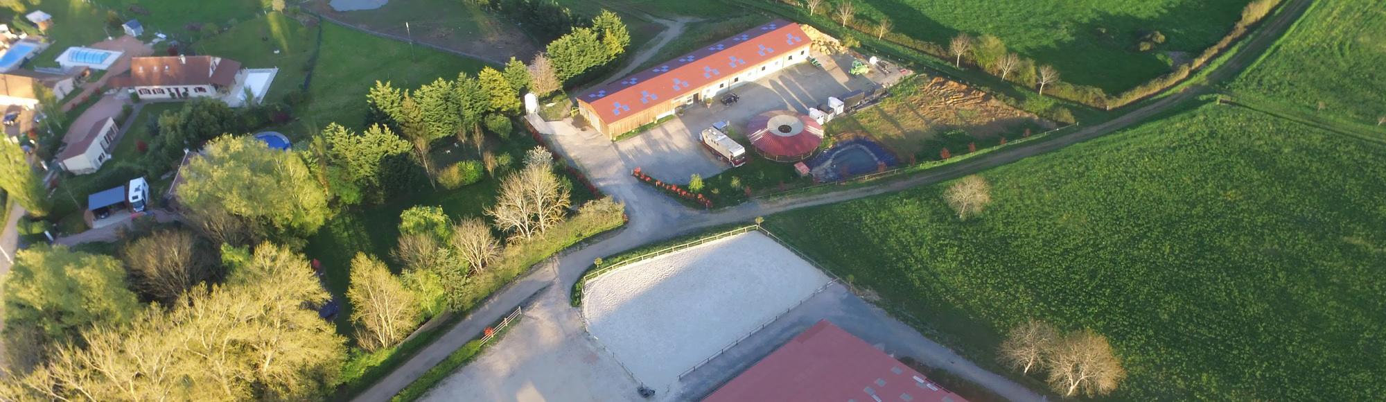 Centre Equestre Allier - Vichy - Les Ecuries de Verduizants